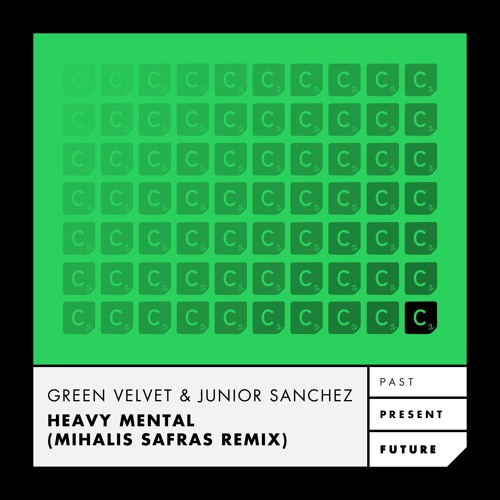 Junior Sanchez, Green Velvet - Heavy Mental - Mihalis Safras Remix [ITC2833]